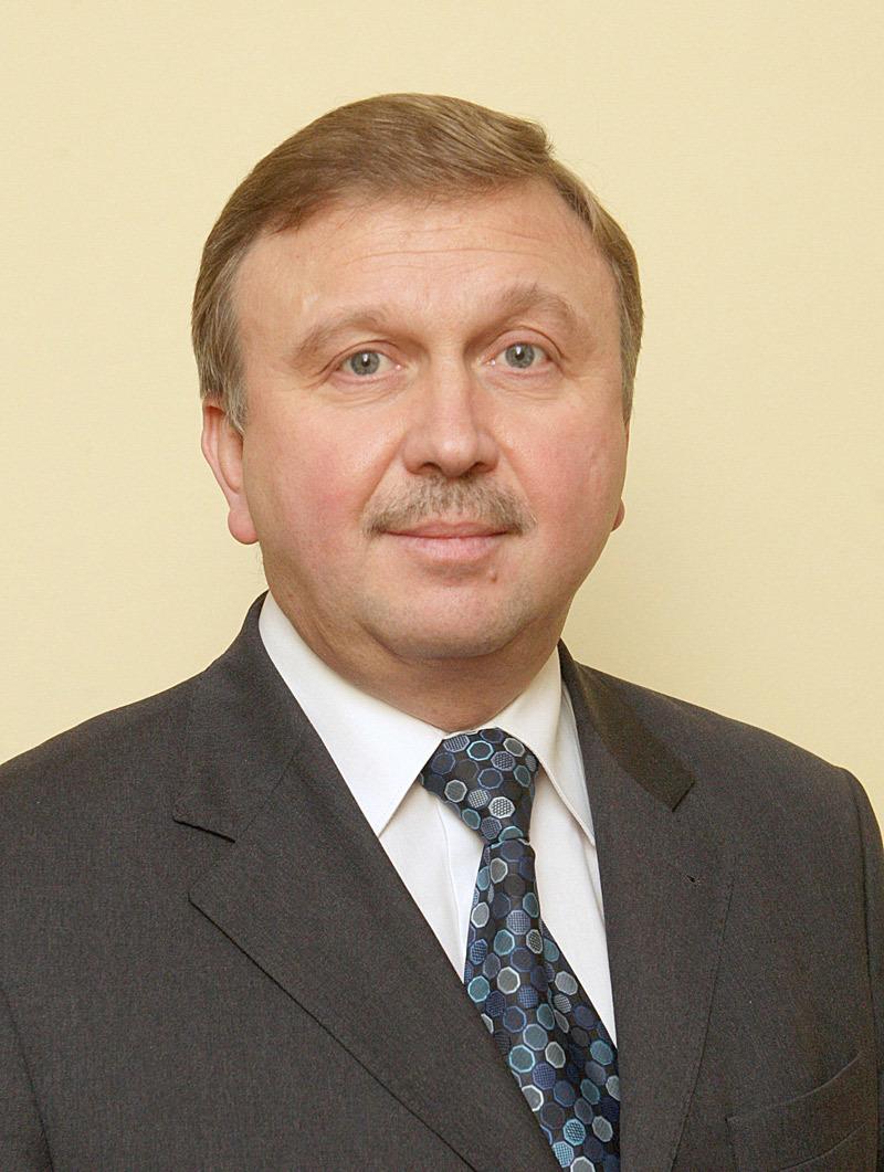 Belarus Premier, Andrei Kobyakov.