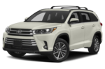The 2018 Highlander's standard model can provide 185-horsepower.