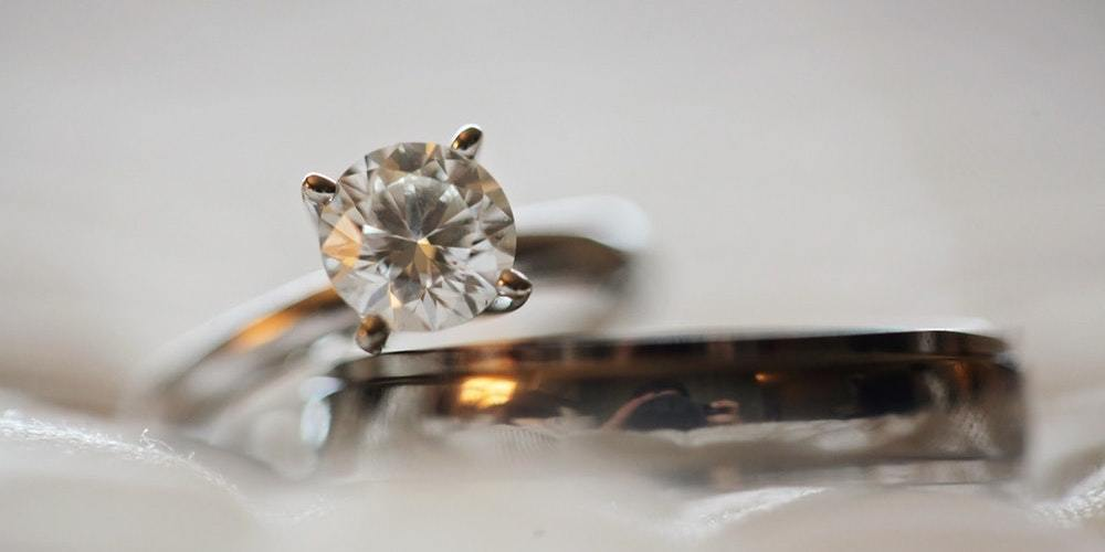 Jewelers are happy to help you find your perfect piece.