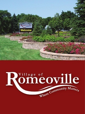 Large romeoville
