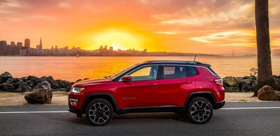 An SUV that can go wherever you go.