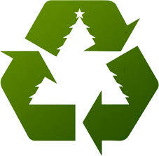 Recycle your Christmas trees for a green holiday!