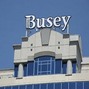 Busey Bank announces merger with Pulaski Bank.