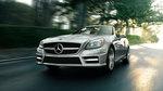 Mercedes-Benz SLK-Class roadster