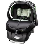 Evenflo Advanced Embrace DLX Infant Car Seat with Sensorsafe