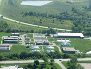 Crystal Lake said recently that improvements will be made at two of its wastewater plants.