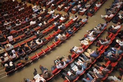 Medium auditorium(1000)