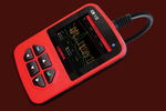 The Creader VII is the latest in compact vehicle diagnostics from Launch.