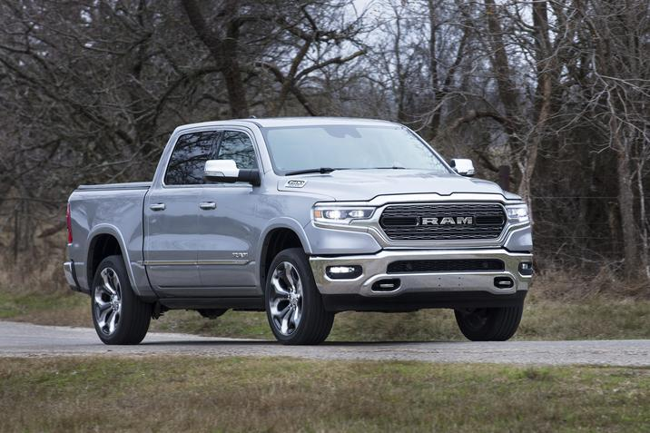 Ram's new 1500 also offers fuel economy with at least a 10 percent improvement in mpg ratings.