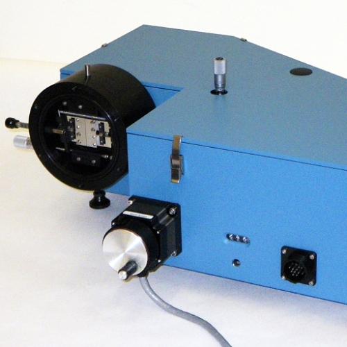 The McPherson Model 275DS Double Subtractive Monochromator