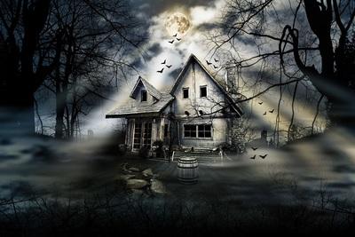 Medium haunted