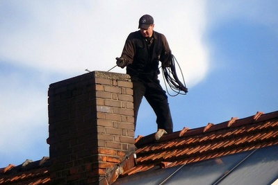 After the winter months is a great time to clean and inspect the chimney.
