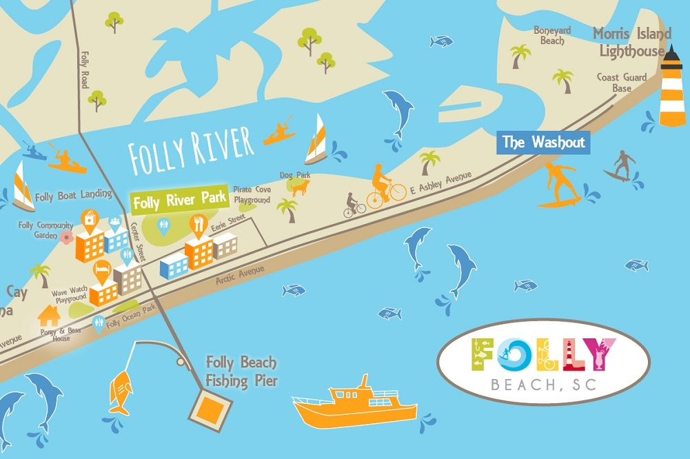 FollyBeach.com has been established to provide community news and attraction information.