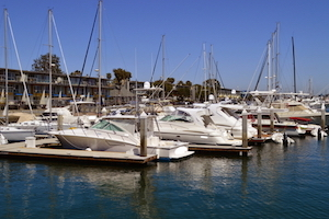 The Sunset Marina Boaters Advisory Committee recently met to discuss a manager's report.