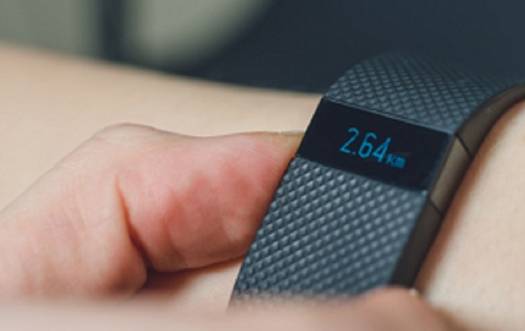 The campaign suggests physicians wear a fitness tracker that can be shown to patients.