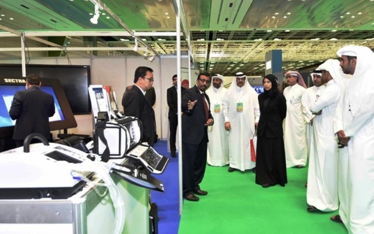 The second annual Qatar International Medical Congress (QIMC) runs through Friday in Doha.