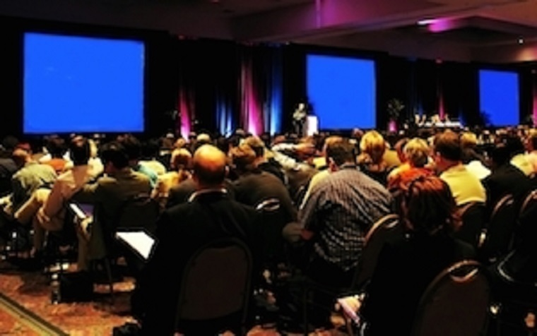 The conference brings together scientists, researchers, farmers and corn industry leaders.