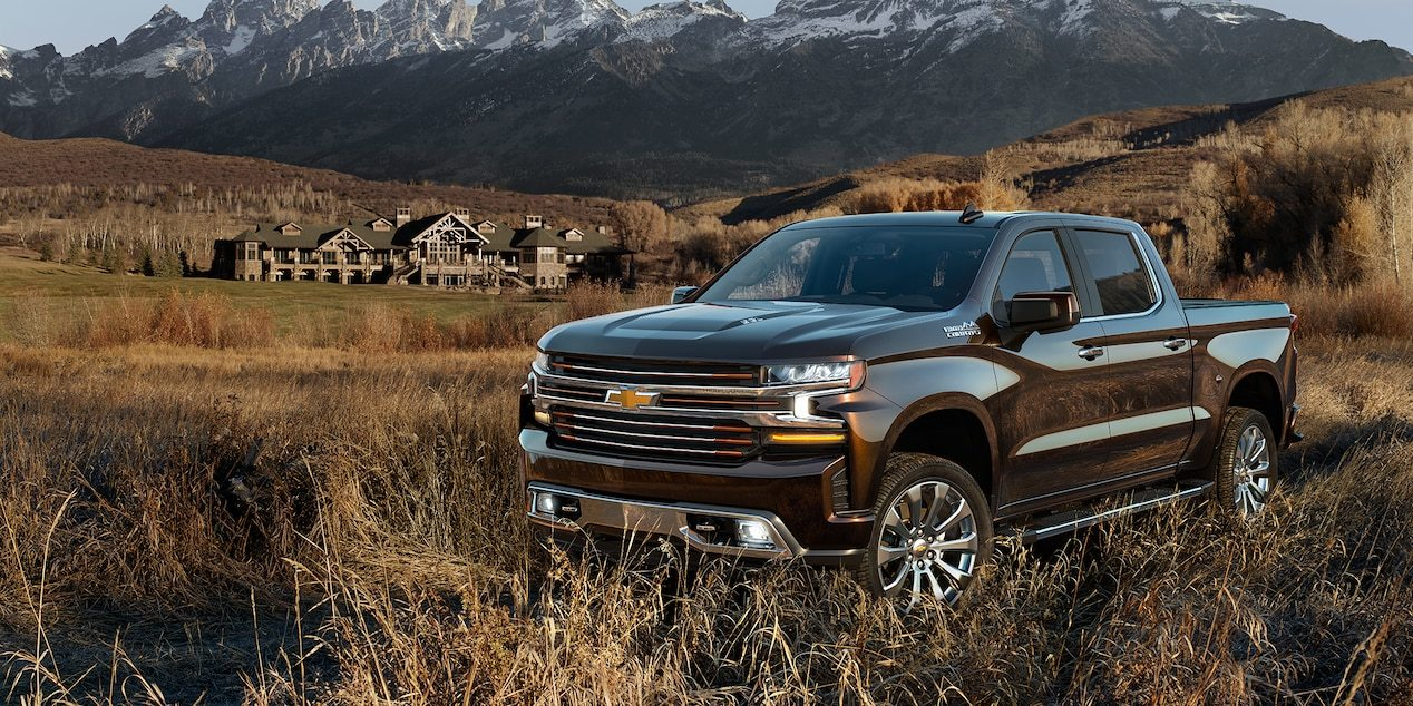 The new Silverado comes in eight versions that provide different trim levels.