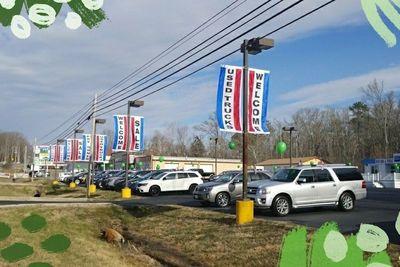 Leonardtown Ford offers a convenient sales location.