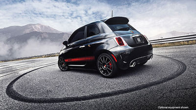 """Built to thrill"" and living up to its bill, the 2015 Fiat 500 Abarth is worth a test drive."