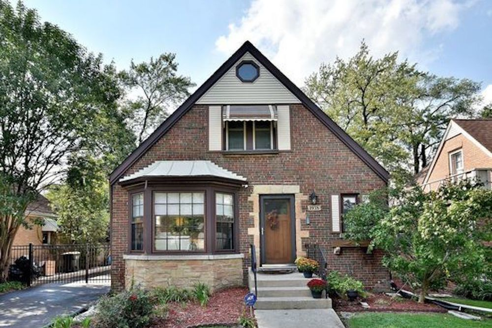 The home for sale at 1938 N. 73rd Court in Elmwood Park had a property tax bill of $6,215 in 2016.