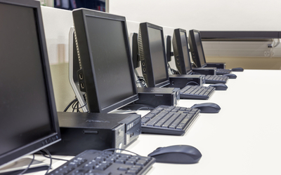 The 70 computer labs will focus on preparing students with technical skills.