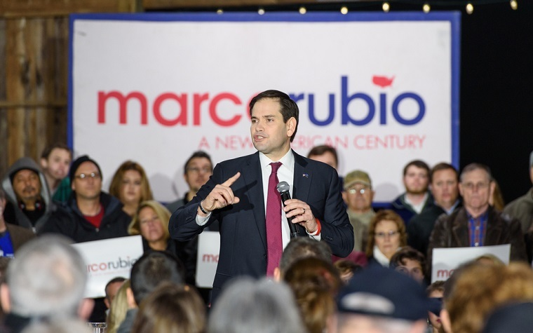 Republican presidential candidate Marco Rubio said crucial reform is needed to revise accreditation.