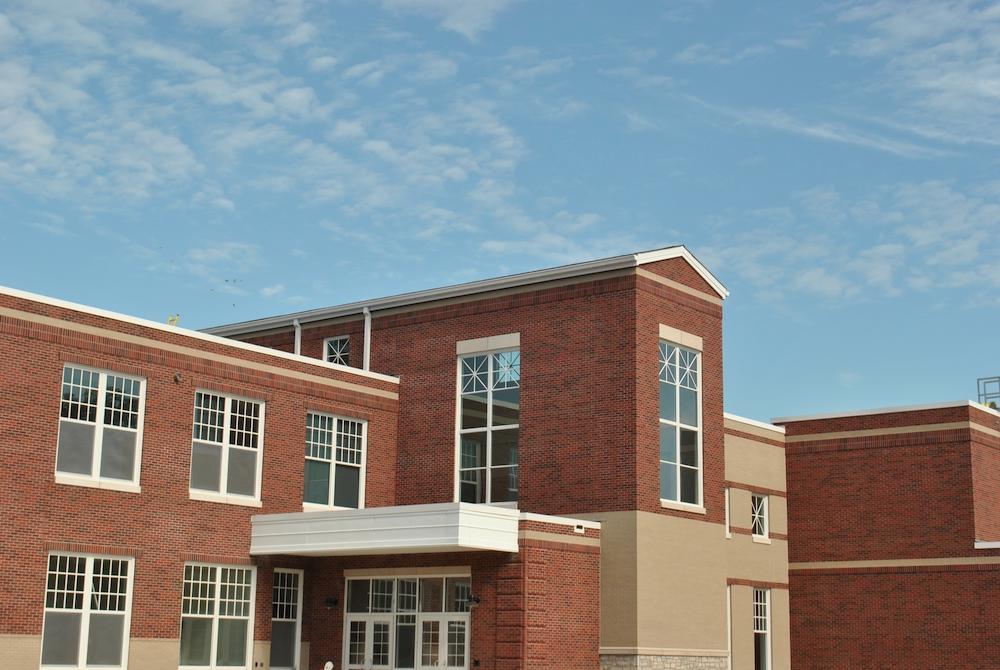 Terrace park elementary school logo