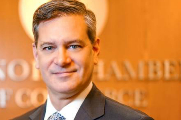 Illinois Chamber of Commerce CEO Todd Maisch
