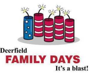 Medium deerfield family days logo 20111