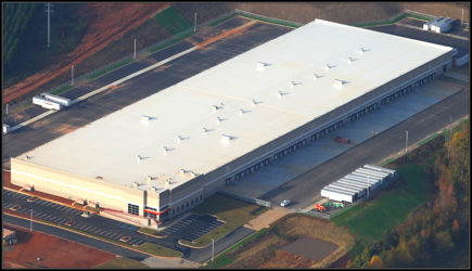 ProTrans' new facility will feature 60-foot speed bays and 88 dock doors.