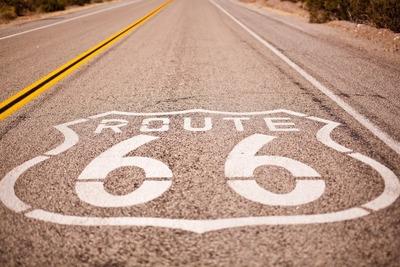 Medium route 66(1000)
