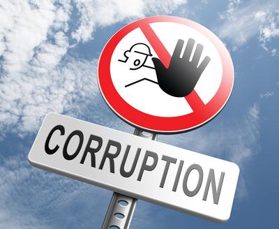 Medium shutterstock corruption roadsign