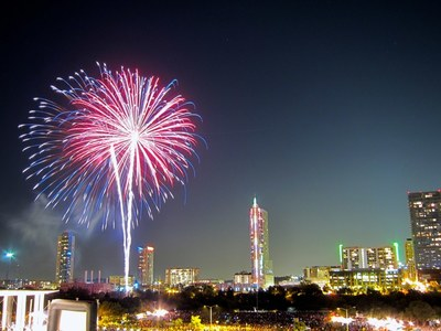 This year's fireworks promise to be a patriotic and fun show.