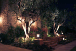 Outdoor lighting creates safety and security in addition to aesthetic appeal.