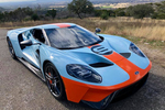 The Ford GT represents the pinnacle of production from the renowned American manufacurer, and is one of the vehicles to be seen at the Austin Austo Show.