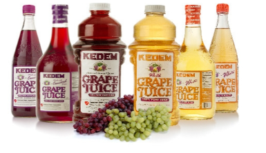 Consumer alleges Kedem grape juice's 'pure' claims are ...