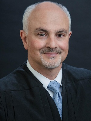 U.S. District Court Judge James Donato