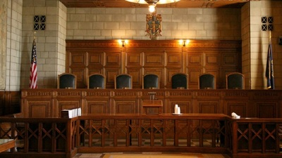 Nebraska Supreme Court chambers