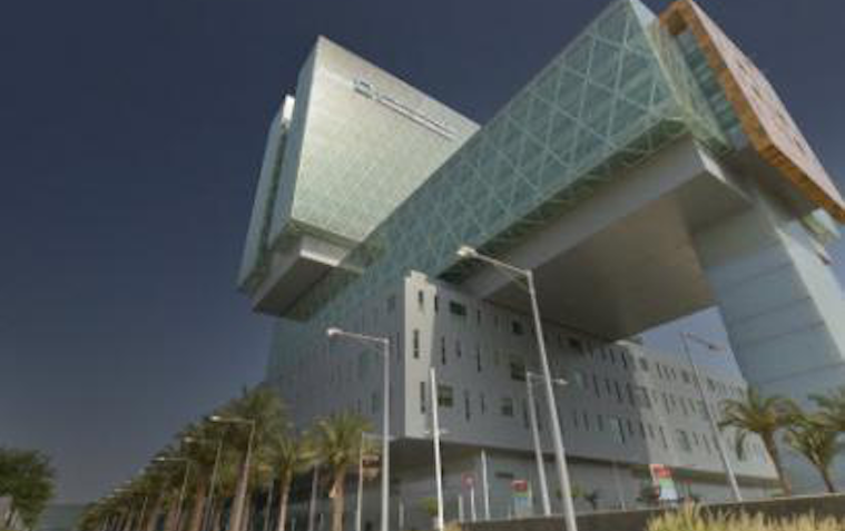 The new Cleveland Clinic in Abu Dhabi