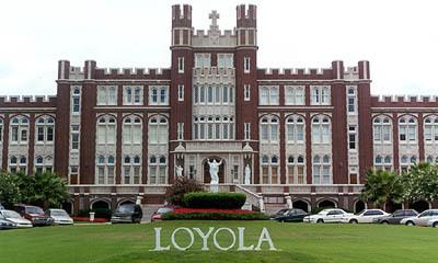 Loyola university new orleans 3