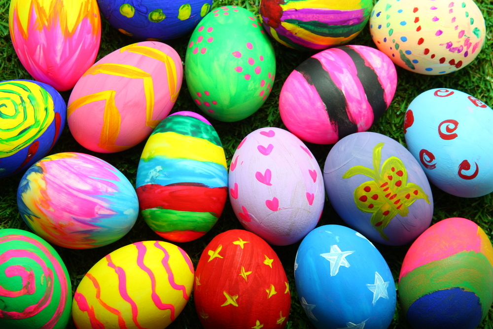 More than 15,000 Easter eggs will be hidden at Rawhide Western Town.