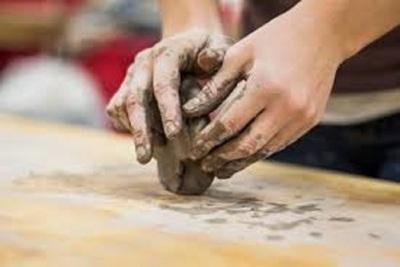 Medium claycreature