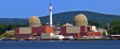 The Indian Point Energy Center.