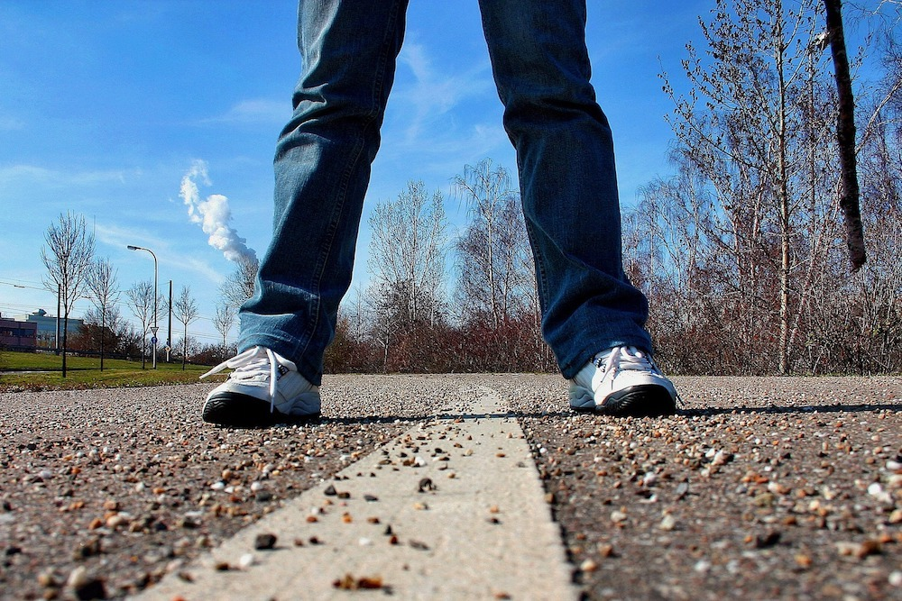 Walk(1000)