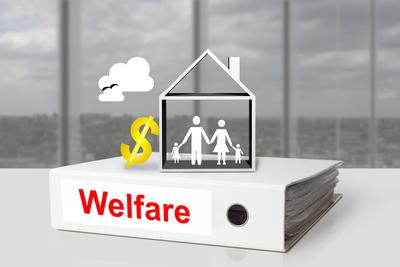Medium shutterstock welfare binder family graphic