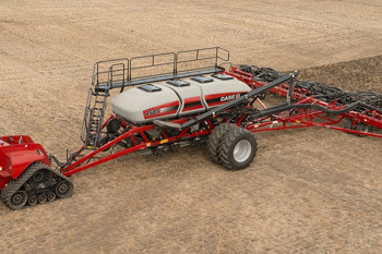 The Case IH Presicion Air 5 cart.