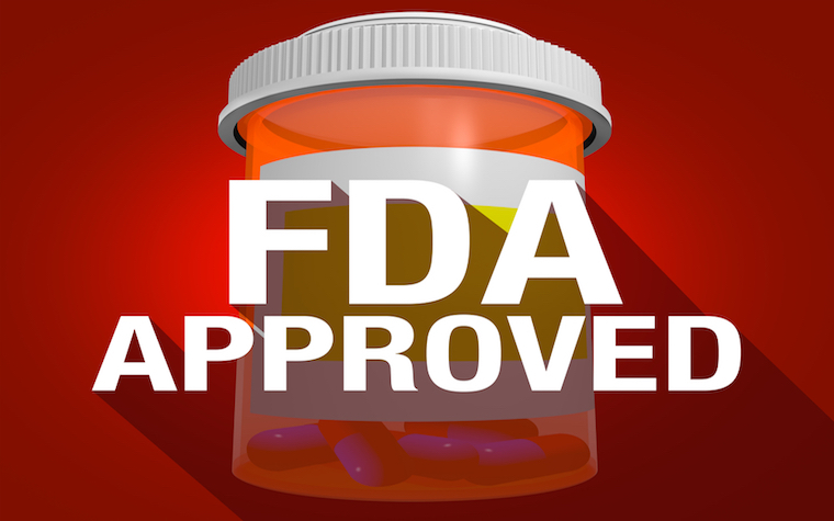 The FDA has approved one of GlaxoSmithKline's formulations for rheumatoid arthritis.