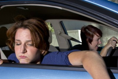 Various factors trigger car sickness in different individuals.