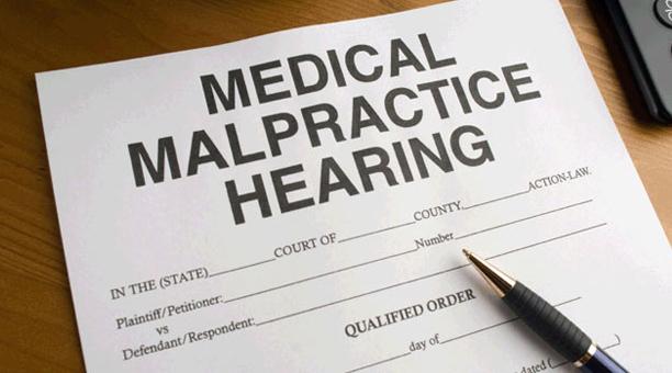 Photo medical malpractice